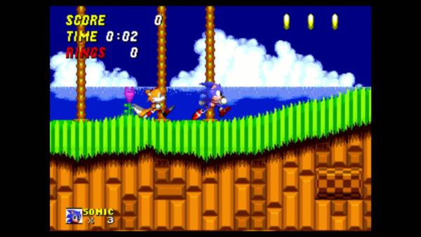 SEGA Mega Drive Flashback HD - Five Star Games