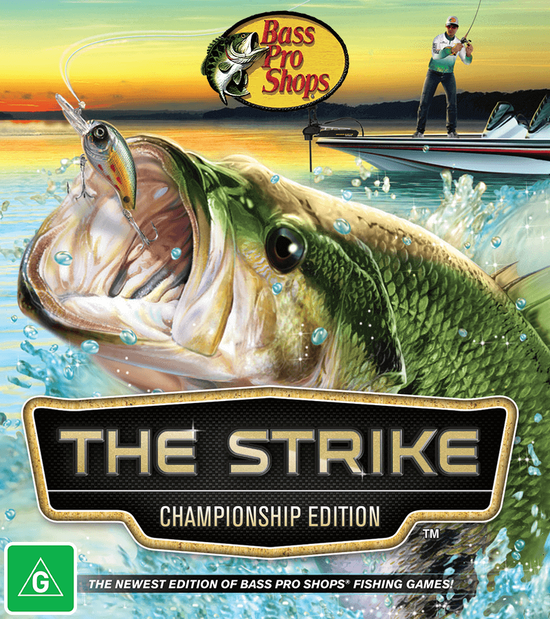 Bass Pro Shops: The Strike - Championship Edition - Five Star Games